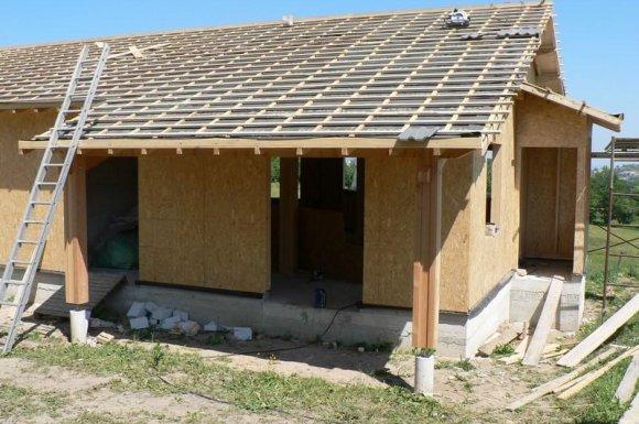 Maison en ossature bois Matour