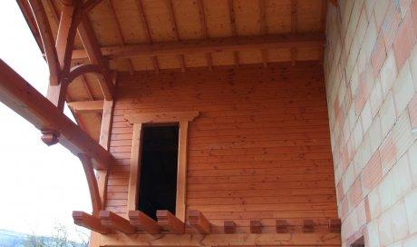 Surélévation de toiture Matour